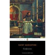 Confessions by Saint Augustine, 9780143105701
