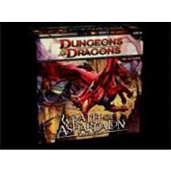 Wrath of Ashardalon: A D&D Boardgame by Lee, Peter, 9780786955701