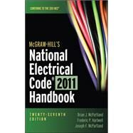 McGraw-Hill's National Electrical Code 2011 Handbook by McPartland, Brian; Hartwell, Frederic; McPartland, Joseph, 9780071745703