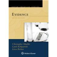 Aspen Treatise for Evidence by Mueller, Christopher B.; Kirkpatrick, Laird C.; Richter, Liesa, 9781454875703