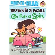 Brownie & Pearl Go for a Spin by Rylant, Cynthia; Biggs, Brian, 9781481425704