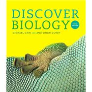 Discover Biology by SINGH-CUNDY,ANU, 9780393935707