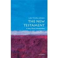 The New Testament: A Very Short Introduction by Johnson, Luke Timothy, 9780199735709