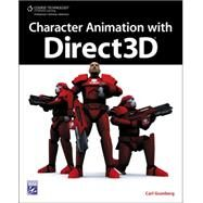 Character Animation With Direct3D by Granberg, Carl, 9781584505709
