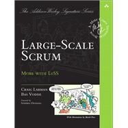 Large-Scale Scrum More with LeSS by Larman, Craig; Vodde, Bas, 9780321985712