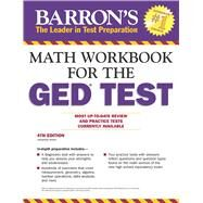 Barron's Math GED Test by Holm, Johanna, 9781438005713