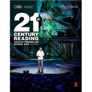 21st Century Reading 3: Creative Thinking and Reading with TED Talks by Robin Longshaw, 9781305265714