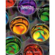 An Introduction to Chemistry for Biology Students by Sackheim, George I., 9780805395716