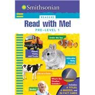 Smithsonian Readers: Read with Me! Pre-Level 1 by Acampora, Courtney; DiPerna, Kaitlyn, 9781626865716
