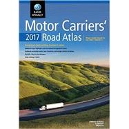 Rand Mcnally 2017 Motor Carriers' Road Atlas by Rand McNally and Company, 9780528015717