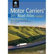 Rand Mcnally 2017 Motor Carriers' Road Atlas by Rand Mcnally, 9780528015717