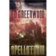 Spellstorm by Greenwood, Ed, 9780786965717