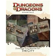 Dungeon Tiles Master Set: The City by Wizards of the Coast, 9780786955718