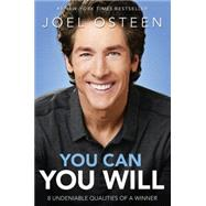 You Can, You Will by Osteen, Joel, 9781455575718