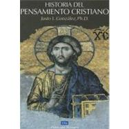 Historia del Pensamiento Cristiano / A History of Christian Thought by Gonzalez, Justo L., 9788482675718