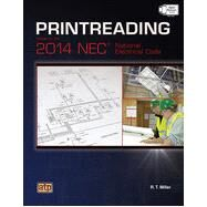Printreading Based on the 2014 NEC National Electric Code by Miller, R. T., 9780826915719