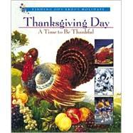 Thanksgiving Day by Landau, Elaine, 9780766015722