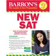 Barron's New SAT by Green, Sharon Weiner; Wolf, Ira K., Ph.D.; Stewart, Brian W., 9781438075723