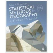 Statistical Methods for Geography by Rogerson, Peter A., 9781446295724