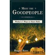Meet the Goodpeople by Ross, Roger, 9781630885724