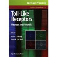 Toll-Like Receptors by Mccoy, Claire E.; O'Neill, Luke A. J., 9781934115725