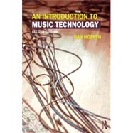 An Introduction to Music Technology by Hosken; Dan, 9780415825726