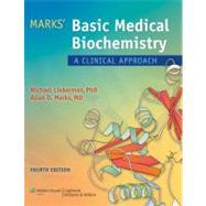 Marks' Basic Medical Biochemistry by Lieberman, Michael A.; Marks, Allan; Peet, Alisa, 9781608315727