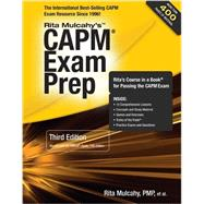 Capm Exam Prep by Mulcahy, Rita, 9781932735727