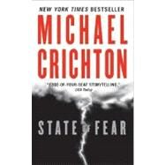 State Of Fear by Crichton, Michael, 9780061015731