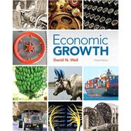 Economic Growth by Weil; David, 9780321795731