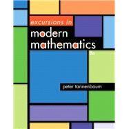 Excursions in Modern Mathematics by Tannenbaum, Peter, 9780321825735