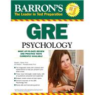Barron's Gre Psychology by Palmer, Edward L., Ph.d; Thompson-schill, Sharon, Ph.d, 9781438005737