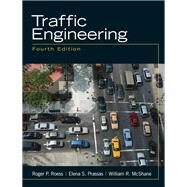 Traffic Engineering by Roess, Roger P.; Prassas, Elena S.; McShane, William R., 9780136135739