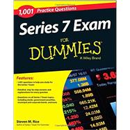 1,001 Series 7 Exam Practice Questions for Dummies by Rice, Steven M., 9781118885741