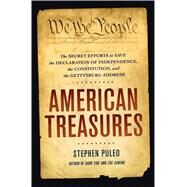 American Treasures The Secret Efforts to Save the Declaration of Independence, the Constitution and the Gettysburg Address by Puleo, Stephen, 9781250065742