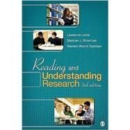 Reading and Understanding Research by Lawrence F. Locke, 9781412975742