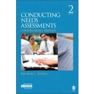 Conducting Needs Assessments : A Multidisciplinary Approach by Fernando Soriano, 9781412965743