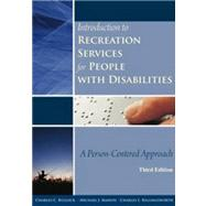 Introduction to Recreation Services for People with Disabilities by Bullock, Charles C., 9781571675743