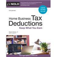 Home Business Tax Deductions by Fishman, Stephen, 9781413325744
