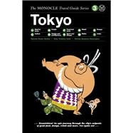 Monocle Travel Guide Tokyo by Monocle, 9783899555745