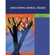 Analyzing Moral Issues by Boss, Judith, 9780073535746
