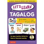 Let's Learn Tagalog by Gasmen, Imelda Fines, 9780804845748