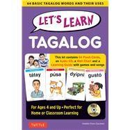 Let's Learn Tagalog by Gasmen, Imelda Fines, 9780804845748