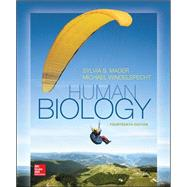 Human Biology by Mader, Sylvia; Windelspecht, Michael, 9781259245749