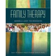 Family Therapy : Models and Techniques by Janice M. Rasheed, 9781412905749