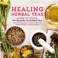 Healing Herbal Teas by Farr, Sarah, 9781612125749
