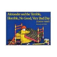 Alexander and the Terrible, Horrible, No Good, Very Bad Day by Viorst, Judith, 9780812405750