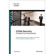 CCNA Security (210-260) Portable Command Guide by Vachon, Bob, 9781587205750
