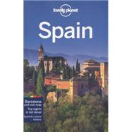 Lonely Planet Spain by Lonely Planet Publications; Ham, Anthony; Butler, Stuart; Christiani, Kerry; Noble, Isabella, 9781743215753
