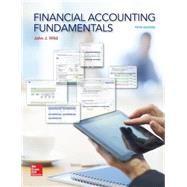 Financial Accounting Fundamentals by Wild, John, 9780078025754